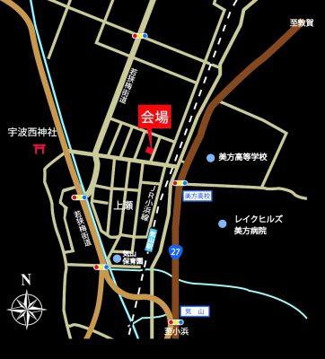 若狭町上瀬_地図01