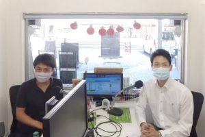 敦賀FMハーバーステーションに出演させていただいております。
