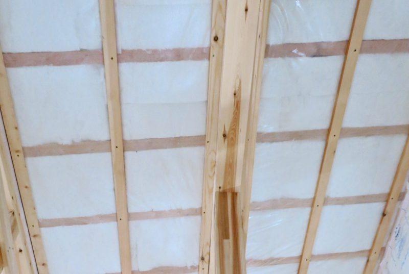 屋根の断熱リフォーム